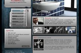 Plumbing Website