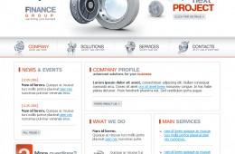 Secure Data Website