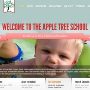 Apple Tree's New Website